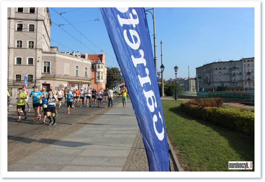 34. PKO Wrocław Maraton - 11.09.2016 - cz. 4 - trasa