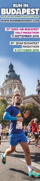 Budapest Marathon 2016 - pion