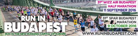 Budapest Marathon 2016 - middle