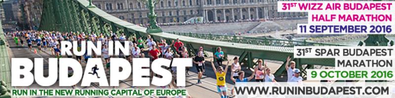 Budapest Marathon 2016 - top