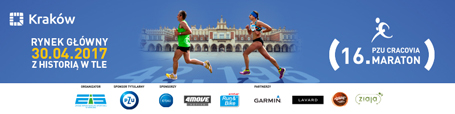 Cracovia Maraton 2017  - middle