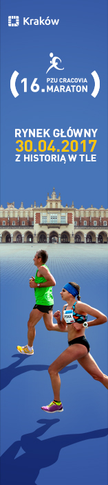 Cracovia Maraton 2017  - pion
