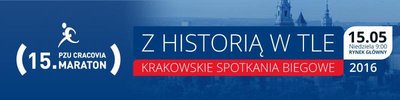 Krako�w Maraton 2016 - top