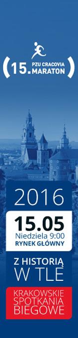 Krako�w Maraton 2016 - pion