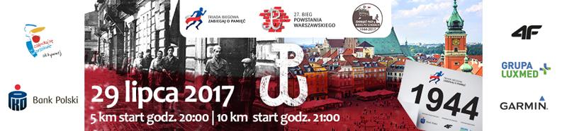 Powstanie Warszawskie - 2017 - top