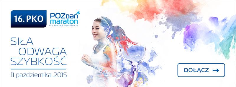 Pozna� Maraton 2015 - large