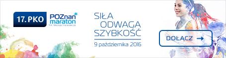 Pozna� Maraton 2016 - middle