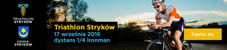 Stryk�w Triathlon 2016 - Middle
