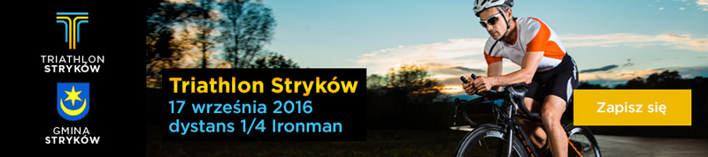 Stryk�w Triathlon 2016 - Top