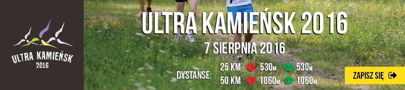 Ultra Kamie�k 2016 - TOP