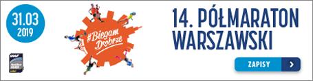 Półmaraton Warszawski - 2019 - middle