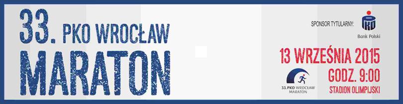 Wroc�aw 2015 - MARATON