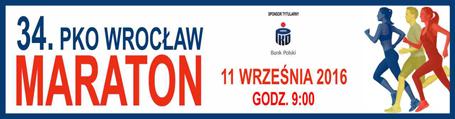 Wroc�aw Maraton - 2016 - middle