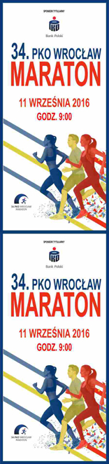Wroc�aw Maraton - 2016 - PION