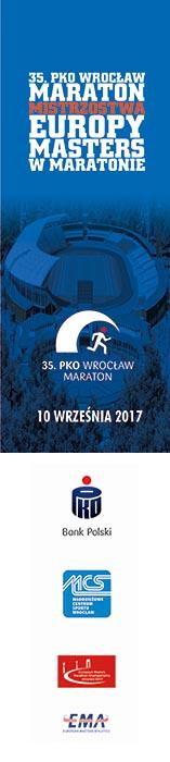 Wrocław Półmaraton 2017 - pion