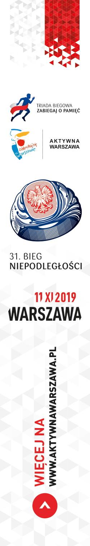 Bieg Niepodległości 2019 - pion