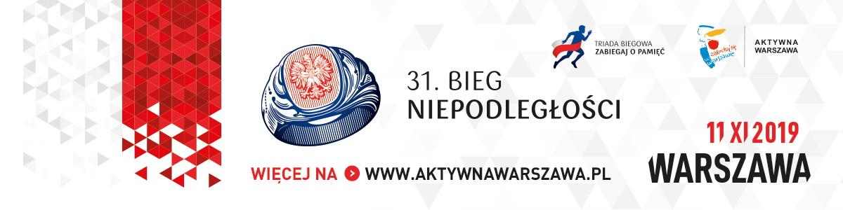Bieg Niepodległości 2019 - top
