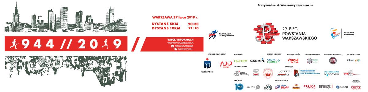Bieg Powstania 2019
