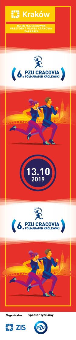 Kraków Półmaraton 2019 - pion