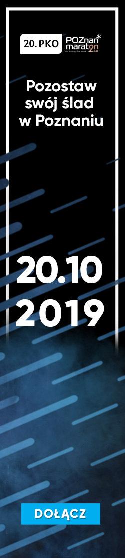 Poznań - Maraton 2019 - pion