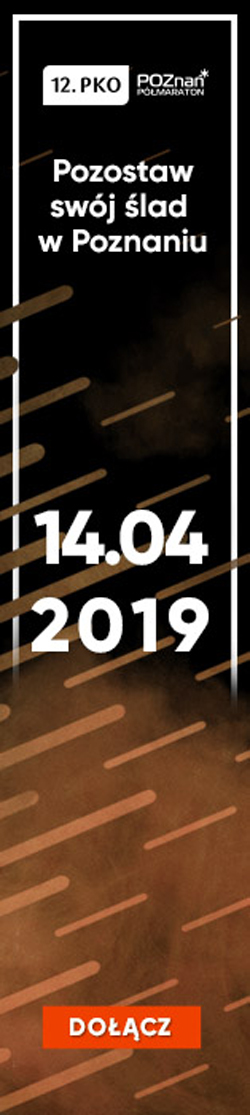 Poznań - Półmaraton 2019 - pion