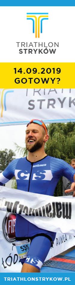 Triathlon Stryków 2019 - Pion
