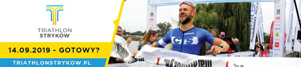 Triathlon Stryków 2019 - Top
