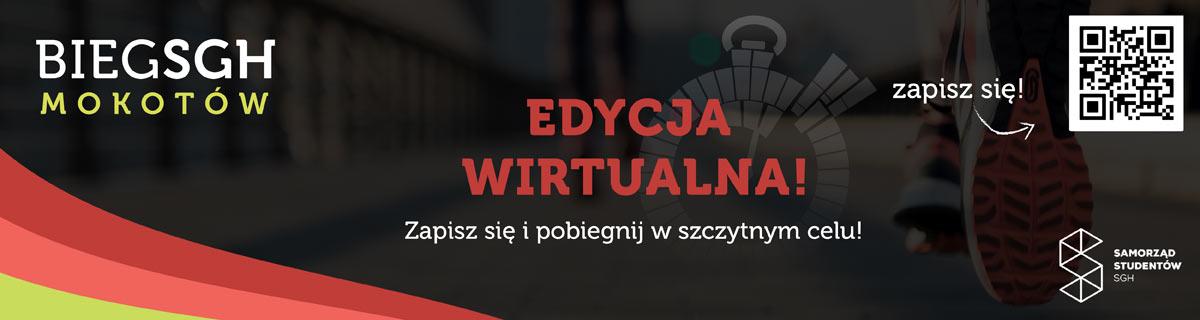 SGH - bieg wirtualny 2020 - TOP