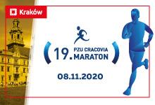 Cracovia Maraton 2020 - kostka