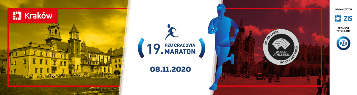 Cracovia Maraton 2020 - top