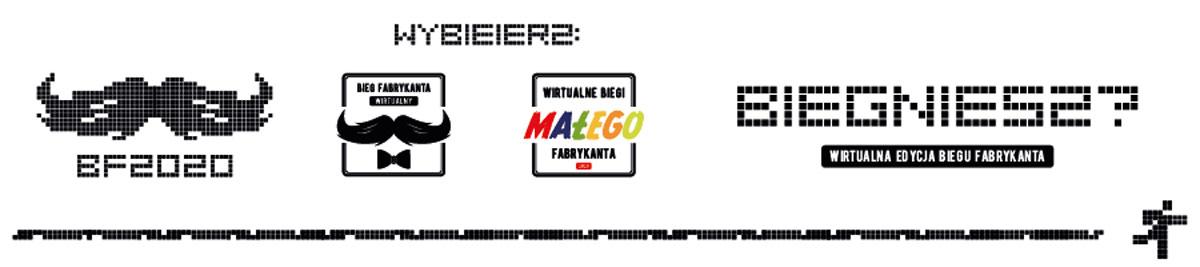 Bieg Fabrykanta 2020 - top