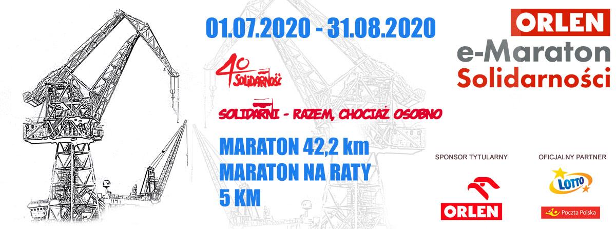 Orlen e-Maraton 2020 - top