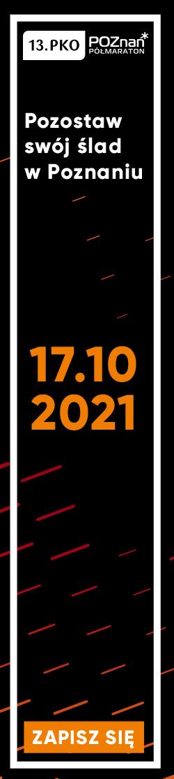 Poznań Półmaraton 2021 - pion