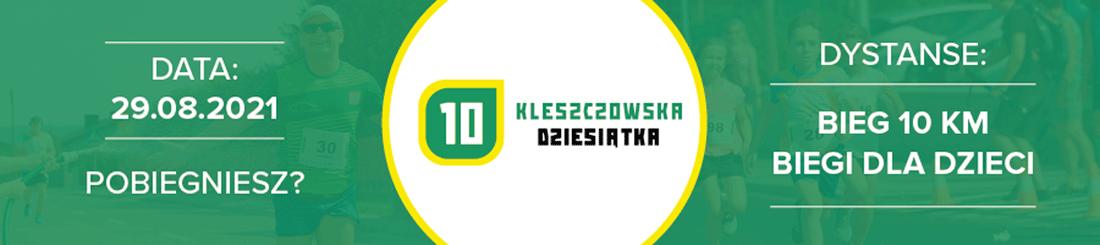 Kleszczowska dziesiątka 2021 - TOP