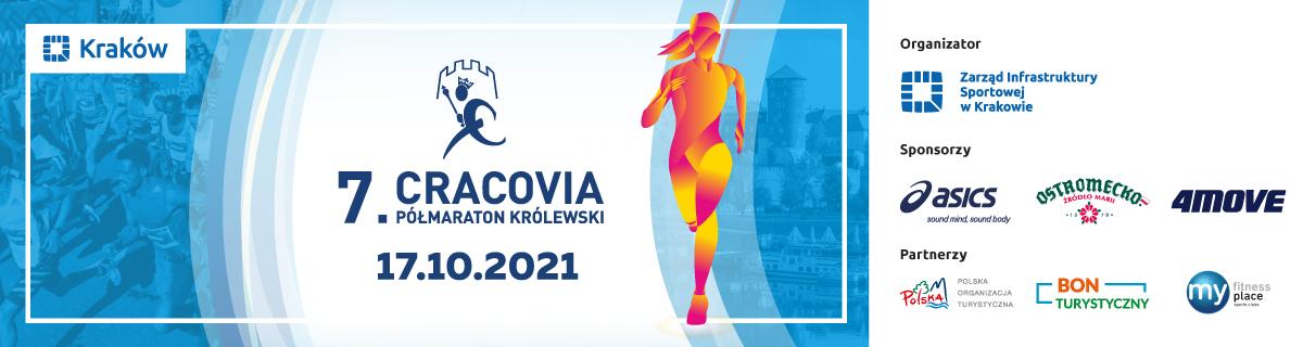 CRACOVIA PÓŁMARATON 2021 - TOP