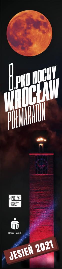 Wrocław Półmaraton 2021 - PION