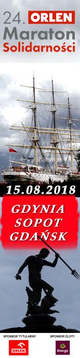 Gdańsk Maraton 2018 - pion