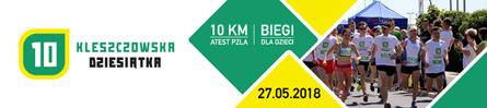 Kleszczow Dziesiatka - 2018 - middle