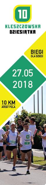 Kleszczow Dziesiatka - 2018 - pion