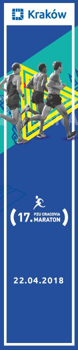 Kraków Maraton 2018 - pion