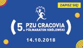 Kraków Półmaraton - 2018 - kostka