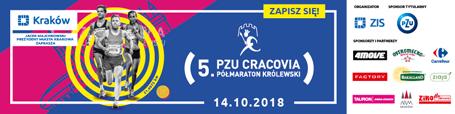 Kraków Półmaraton - 2018 - midlle