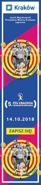 Kraków Półmaraton - 2018 - pion