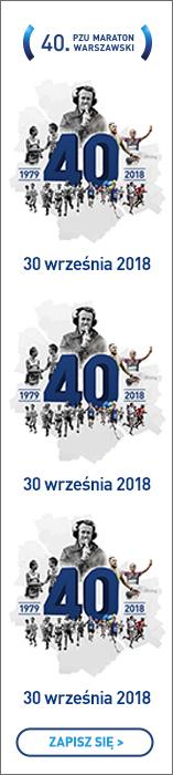 Maraton Warszawski 2018 - pion