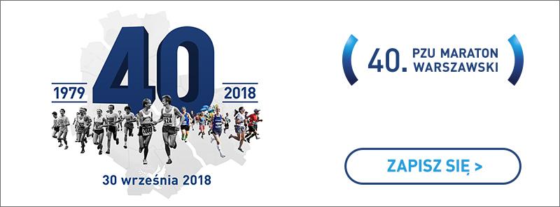 Maraton Warszawski 2018 - top
