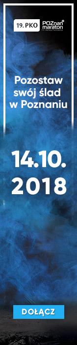 Poznan Maraton 2018 - pion