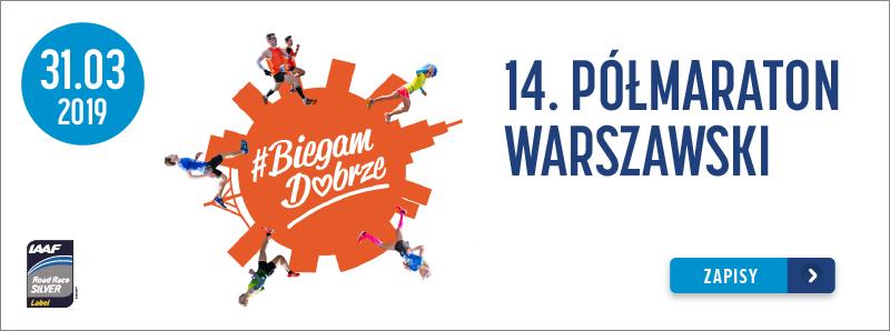 Półmaraton Warszawski - 2019 - TOP