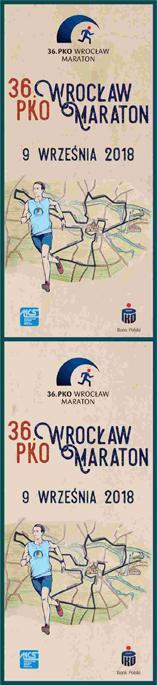 Wrocław Półmaraton 2018 - pion