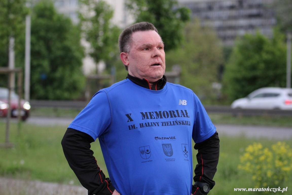 warszawska trening 1