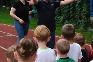 kleszczowska dziesiatka dzieci start 10